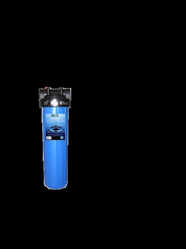 Hệ Lọc & Làm Mềm Nước Đầu Nguồn Cao Cấp DROP STC34